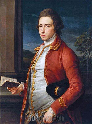 Pompeo Batoni | Sir William FitzHerbert, Gentleman-Usher to King George III, 1768