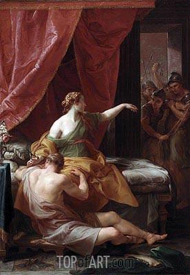 Pompeo Batoni | Samson and Delilah, 1766