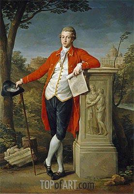 Pompeo Batoni | Francis Basset, I Baron of Dunstanville, 1778
