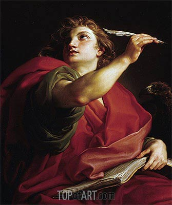 Saint John the Evangelist,  | Pompeo Batoni | Painting Reproduction