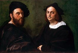 Andrea Navagero and Agostino Beazzano | Raphael | outdated