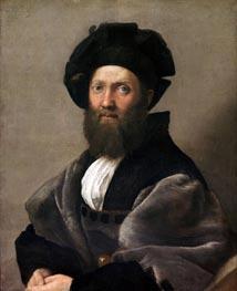 Portrait of Baldassare Castiglione | Raphael | outdated