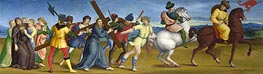 The Procession to Calvary, c.1504/05 by Raphael | Painting Reproduction
