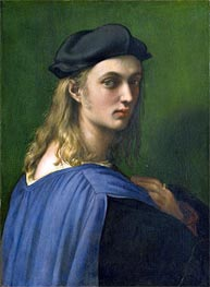 Portrait of Bindo Altoviti, c.1515 by Raphael | Painting Reproduction