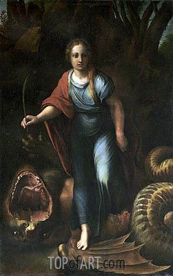 Raphael | Sainte Marguerite, undated