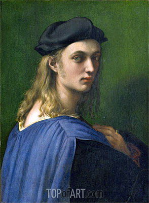 Portrait of Bindo Altoviti, c.1515 | Raphael| Painting Reproduction