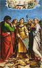 The Saint Cecilia Altarpiece | Raffaello Sanzio Raphael