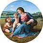 Madonna Alba | Raffaello Sanzio Raphael