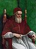 Portrait of Pope Julius II | Raffaello Sanzio Raphael