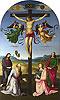 The Mond Crucifixion | Raffaello Sanzio Raphael
