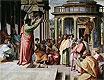 Saint Paul Preaching at Athens | Raffaello Sanzio Raphael