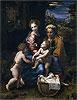 The Holy Family (The Pearl) | Raffaello Sanzio Raphael
