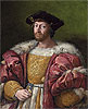 Portrait of Lorenzo de Medici, Duke of Urbino | Raffaello Sanzio Raphael