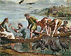 The Miraculous Draught of Fishes | Raffaello Sanzio Raphael