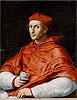 Portrait of Cardinal Bernardo Dovizzi Bibbiena | Raffaello Sanzio Raphael