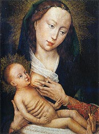 Madonna | van der Weyden | outdated