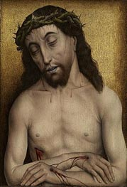 Christ, undated by van der Weyden | Painting Reproduction