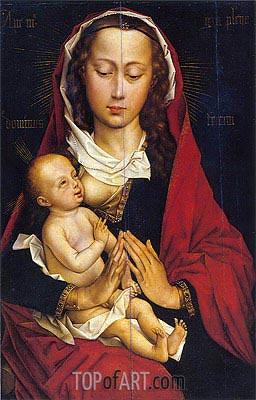 van der Weyden | Madonna, c.1460/75
