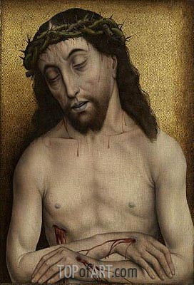 Christ, undated | van der Weyden | Painting Reproduction