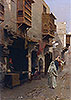 A Street in North Africa | Rubens Santoro
