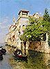 Canale Marin, Venice | Rubens Santoro