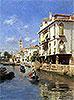 Canale della Guerra, Venice | Rubens Santoro
