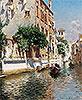 St. Apostoli Canal, Venice | Rubens Santoro