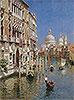 The Grand Canal, Venice | Rubens Santoro
