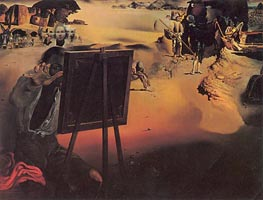 Impressions of Africa | Dali | Painting Reproduction