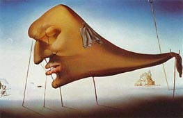 Sleep | Dali | Painting Reproduction