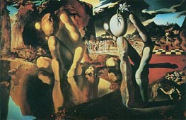 The Metamorphosis of Narcissus | Dali | Painting Reproduction