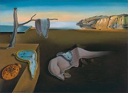 The Persistence of Memory, 1931 by Dali | Painting Reproduction