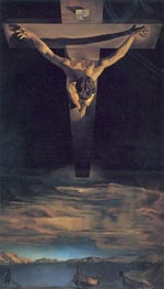 Christ of Saint John of the Cross | Dali | outdated