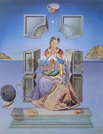 The Madonna of Port Lligat | Dali | outdated
