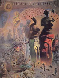 The Hallucinogenic Toreador | Dali | outdated