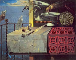 Still Life, Fast Moving, Nature Morte Vivante | Dali | outdated