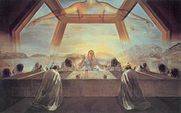 The Sacrament of the Last Supper | Dali | outdated