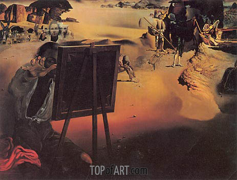 Impressions of Africa, 1938 | Dali | Painting Reproduction