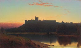 Windsor Castle | Sanford Robinson Gifford | outdated