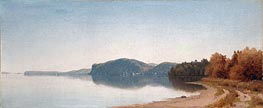 Hook Mountain, Near Nyack, on the Hudson | Sanford Robinson Gifford | Painting Reproduction
