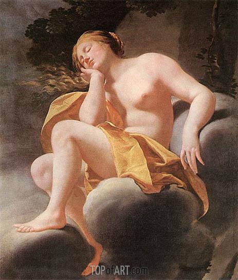 Simon Vouet | Sleeping Venus, c.1630/40