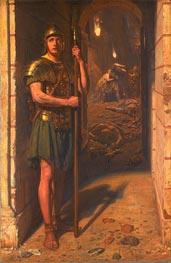 Faithful Unto Death | Poynter | Painting Reproduction