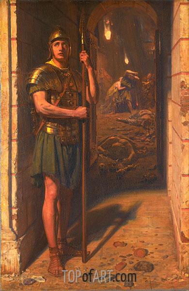 Poynter | Faithful Unto Death, 1865