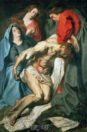 The Deposition | van Dyck | outdated