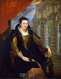 Isabella Brant | van Dyck | outdated