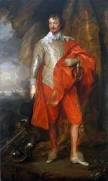 Robert Rich, zweiter Graf von Warwick | van Dyck | Gemälde Reproduktion