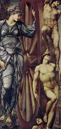 The Wheel of Fortune, c.1875/83 by Burne-Jones | Painting Reproduction
