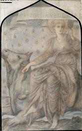Venus, Undated by Burne-Jones | Painting Reproduction