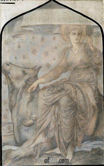 Burne-Jones | Venus,