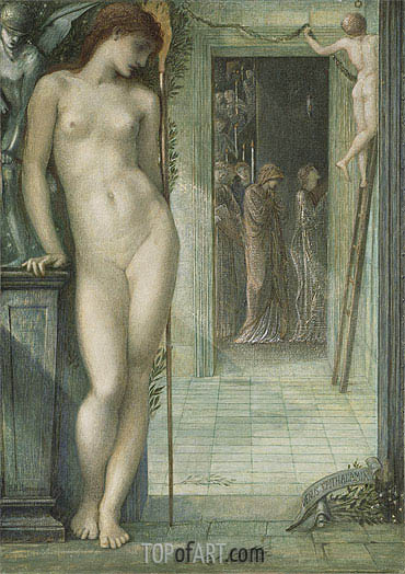 Burne-Jones | Venus Epithalamia, 1871
